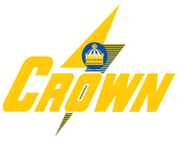 Crown Battery Logo