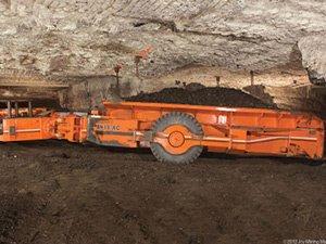 Electric Mining