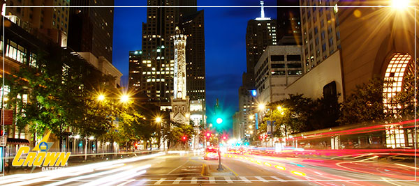 ProMat 2015 Chicago Nightlife