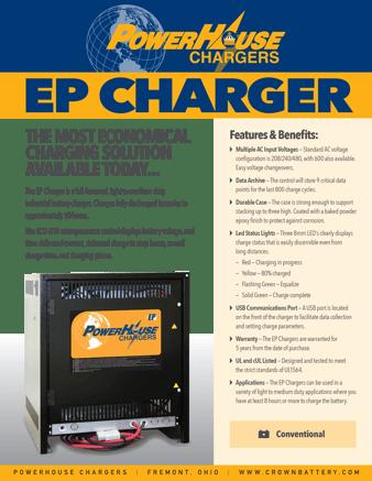 PowerHouse EP Chargers Brochure