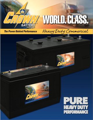Heavy Duty Commercial Batteries