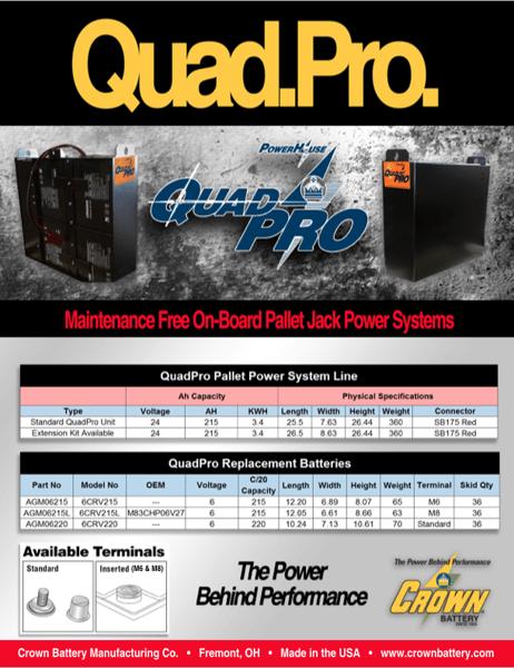 Quad Pro