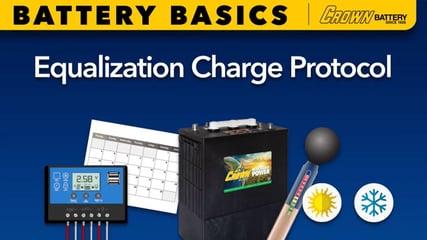 equalizing charge protocol