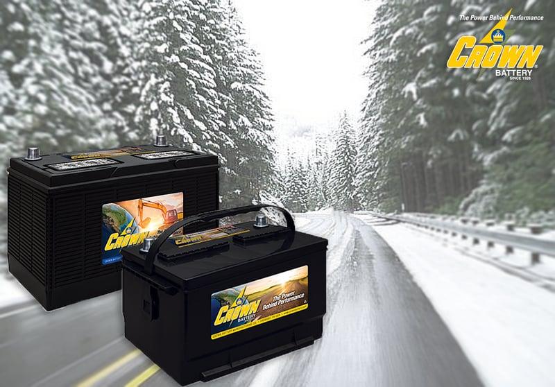winter batteries
