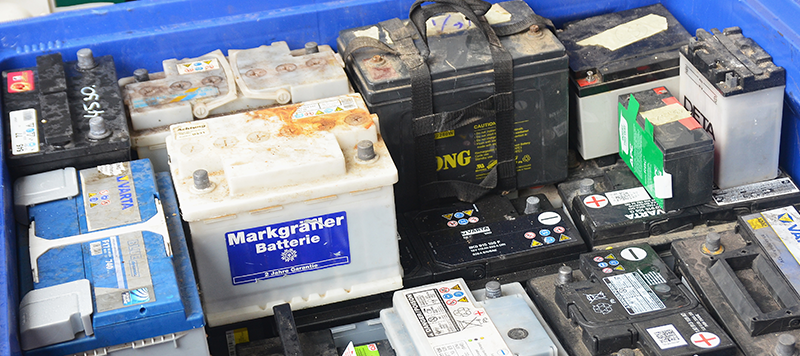 Which Batteries are Recyclable?