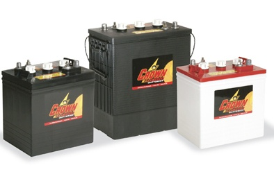 Commerical Deep Cycle Batteries
