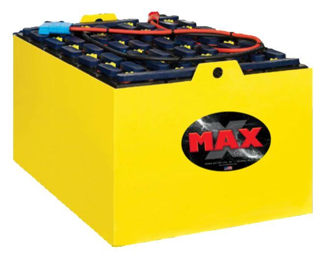 MAX Baterías de Manipulación de Materiales de Alta Capacidad