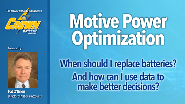 """Eliminate """"surprise"""" replacements and hidden costs with Motive Power Optimization"""